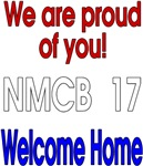 Proud of you NMCB 17