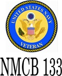 US Navy Veteran NMCB 133