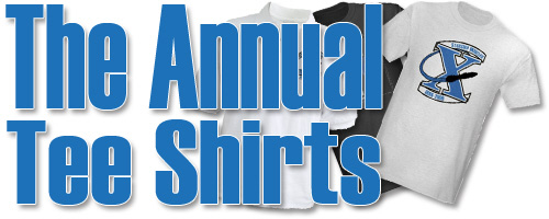 Annual Tee Shirts