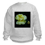 Birds  and Flowers Sweat Shirts