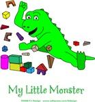 My Little Monster — Zilla