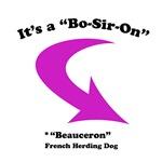 Bo-Sir-On, pink