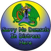 Damsel Dragon