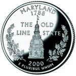 Maryland Quarter