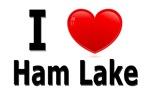 I Love Ham Lake Shop