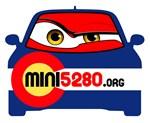 MINI5280 Logo Car 2016