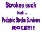 Strokes suck...Survivors Rock!
