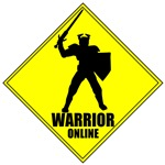 Warrior Online MMORPG T-shirts, Clothing & Gifts
