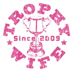Trophy Wife since 2009 in Pink