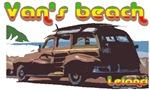 Van's Beach Surf Rasta