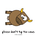 tip the cow