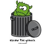 Oscow the grouch