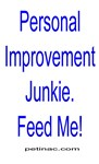 Persona Improvement Junkie