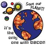 Bacon Environmentalist