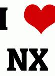 I Love NX