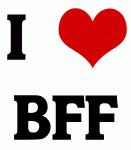I Love BFF