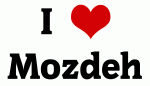 I Love Mozdeh