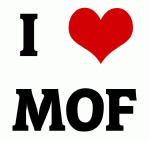 I Love MOF
