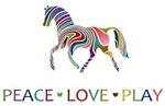 Rainbow Horse Gift