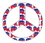 Republican Peace Sign