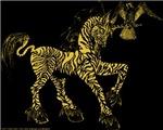 Invitation to the Unicorn - Gold