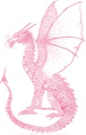 Watcher Dragon in the Pink!