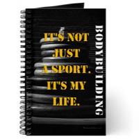 Journals: Sports, Fitness, Scenery, Flowers, etc.