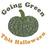 Going Green this Halloween