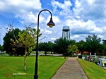 Conway Lamp Post and Watertower