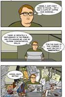 Messy Geek comic!