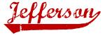 Jefferson (red vintage)