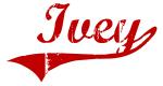 Ivey (red vintage)