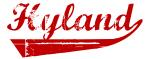 Hyland (red vintage)