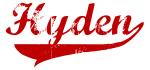 Hyden (red vintage)