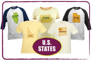 State Shirts