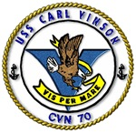 USS Carl Vinson CVN 70 US Navy Ship
