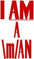 I AM A \m/AN