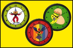CLOCKS FOR BABY'S ROOM