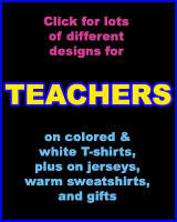 TEACHER T-SHIRTS