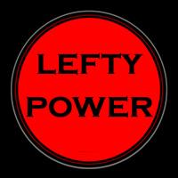 LEFTY POWER AND RIGHTY FREE ZONE T-SHIRTS AND GIFT