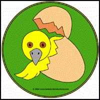 BABY BIRD ON T-SHIRTS & GIFTS