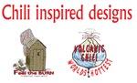 Chili inspired designs