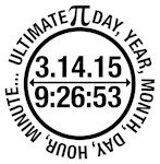 Ultimate Pi Day 2015