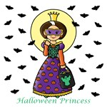 Halloween Princess (Brown Hair)