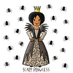 Scary Princess (Dark Skin)