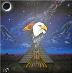 Condor and Eagle Reunite