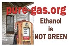 Ethanol is NOT GREEN (5x3)