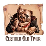 Certified Old Timer