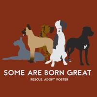 Some Are Born Great-Red