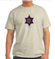 Men's Clothing - Chakra Balancing Star of David